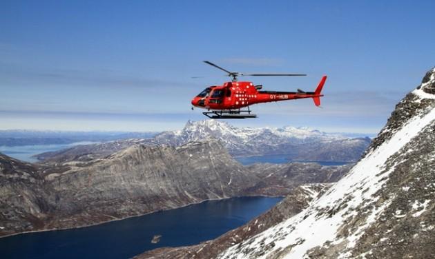 Grönlandra is kínál repülőjegyet a Hahn Air