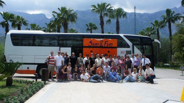 Törökországi tanulmányútra vitte partnereit a Sun&Fun