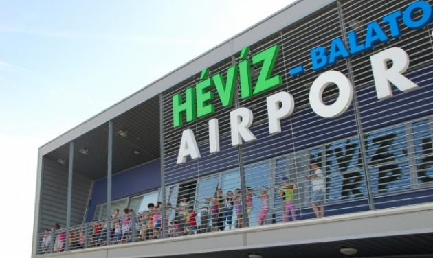 Menetrend szerinti járatait tervezi bővíteni a sármelléki repülőtér