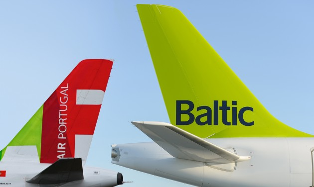 Codeshare-megállapodást kötött a TAP és az airBaltic