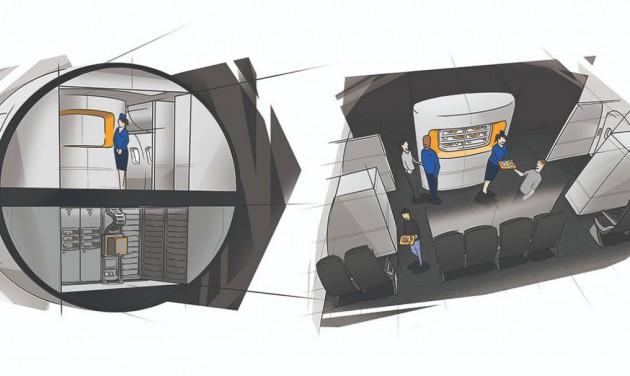 Automatizálná a fedélzeti kiszolgálást egy amerikai cég