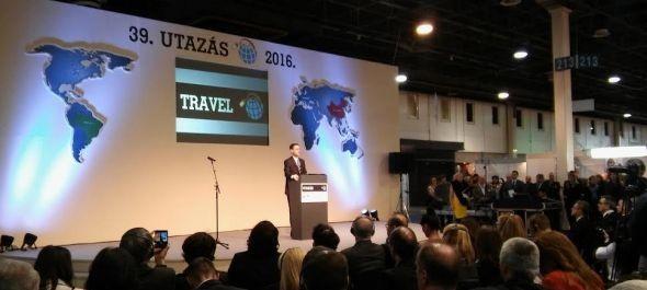Az állami irányításról is szólt Varga Mihály az Utazás megnyitóján
