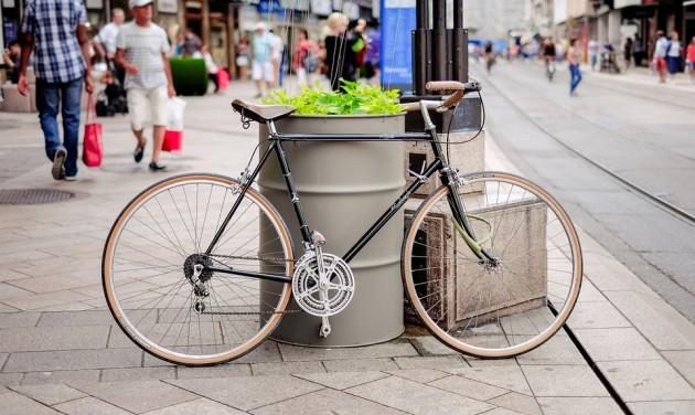 Négymilliárd forint kerékpárutak fejlesztésére