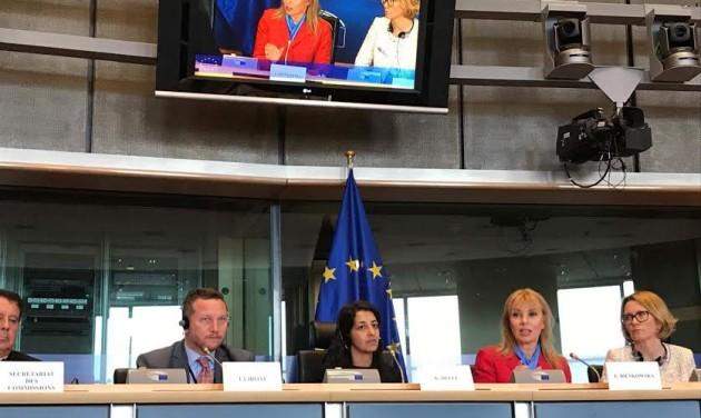 Az Európai Parlament elnökével egyeztettek a turisztikai szervezetek