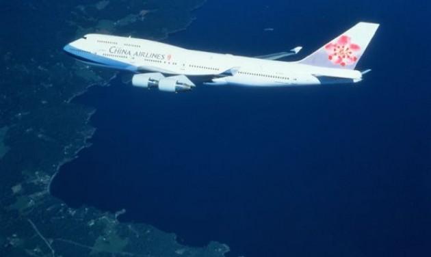 Egyre népszerűbb itthon a China Airlines