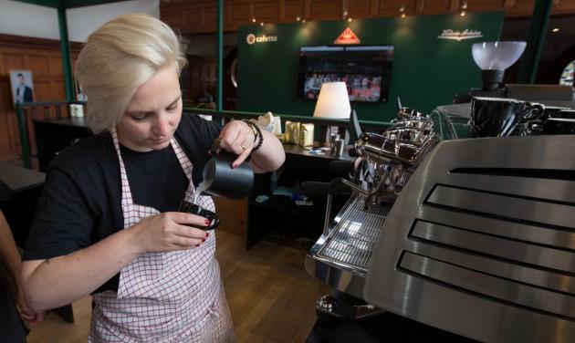 Budapesten a világ legfinomabb kávéi