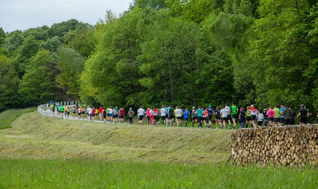 Őszköszöntő futóverseny a Zselici Csillagparkban