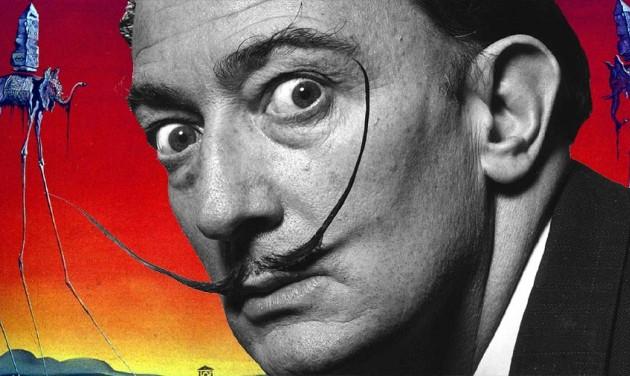 Dalí-művek a Reök-ben