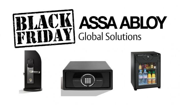 ASSA ABLOY Black Friday!