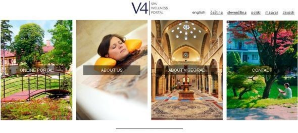 Formálódik a V4-es spa- és wellnessportál