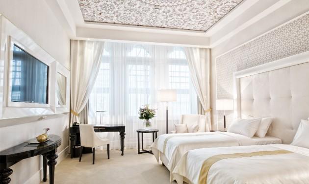 Szárnyal a szállodaépítések piaca