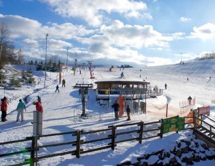 Fesztiválon ünneplik a havat a Felső Mátrában