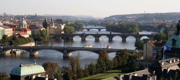 Egyre több külföldi filmet forgatnak Csehországban