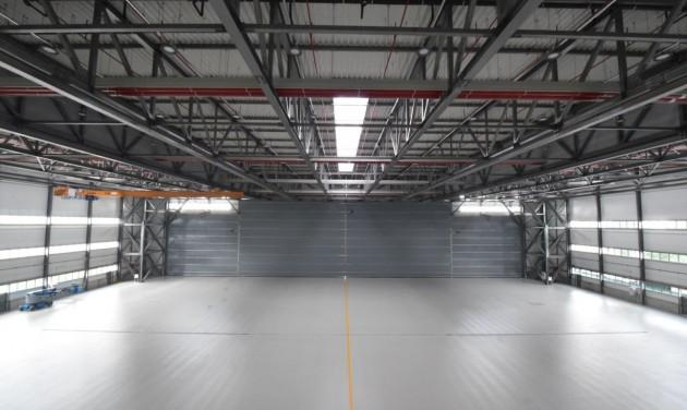 Új karbantartó hangárt nyitott a Wizz Air