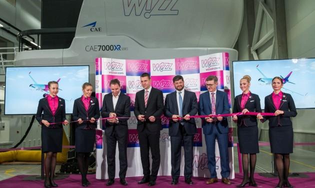 Megnyitotta új képzési központját a Wizz Air
