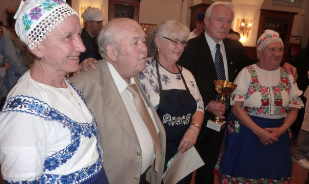 Pulyka és gesztenye a hagyományőrző gasztronómiai versenyen