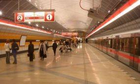 Negyvenéves a prágai metró
