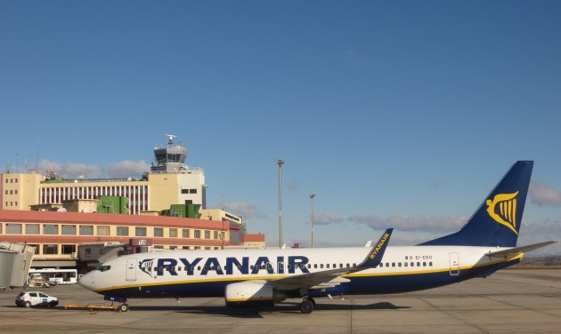Újabb sztrájk a Ryanairnél