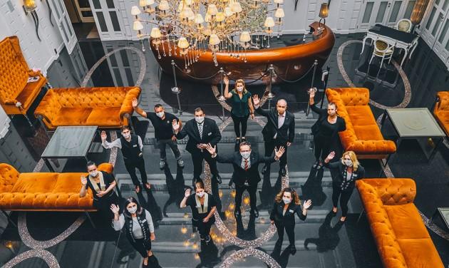 Újranyitott a szülinapos Prestige Hotel Budapest