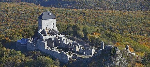 Megnyílt a regéci vár öregtornya és látogatóközpontja