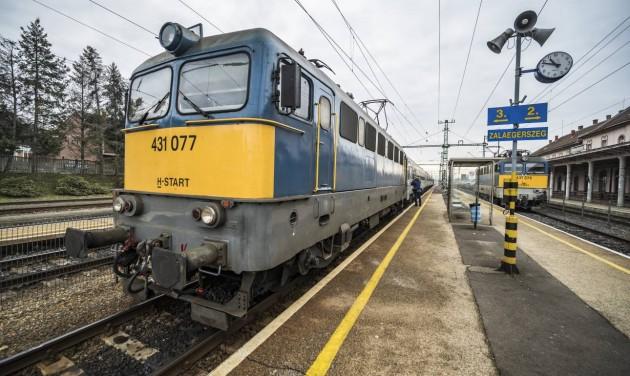Gyorsabb lett a Göcsej Intercity