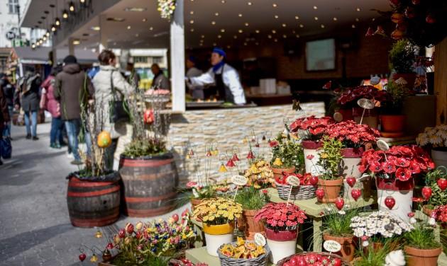 Áprilisban nyílik a Budapesti Tavaszi Vásár
