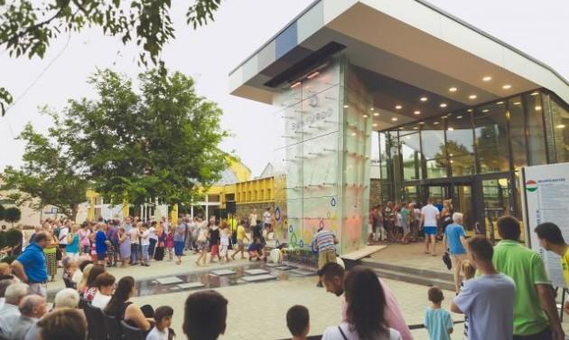Bükfürdő spa changes name, upgrades entrance area
