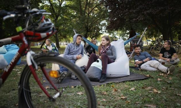 255-ször tekerték le a Giro d'Italia távját a Bringázz a Munkába kampány résztvevői