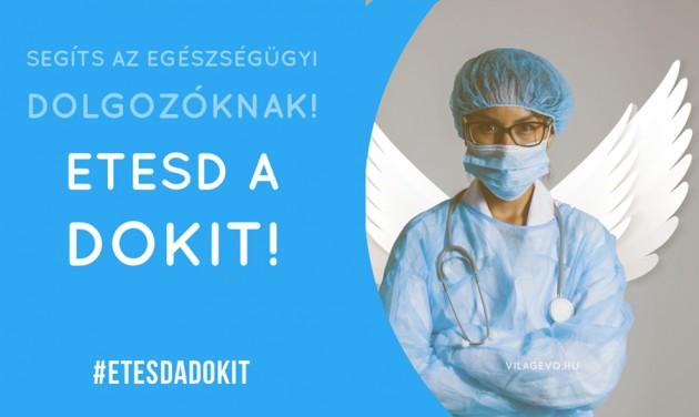 Jótékonysági akció indult #Etesdadokit! címmel
