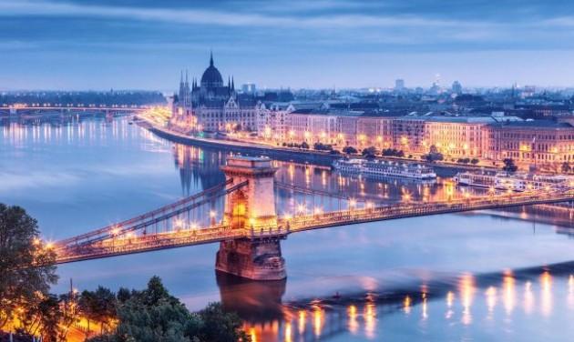 Budapest néhány kattintással a legjobb európai úti cél