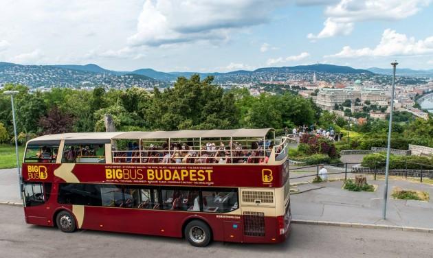 Tovább erősíti egyedülálló városnéző kínálatát a Big Bus