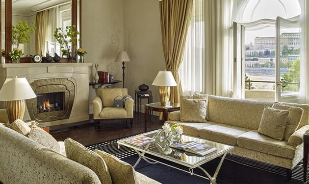 Budapesti luxusszállodák a Forbes Travel Guide listáján