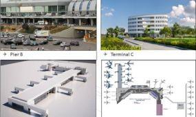 2017-re Airport Hotelt, 2020-ra C Terminált épít a Budapest Airport