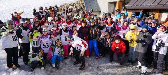 Téli örömök: együtt síelt a szakma Szlovákiában