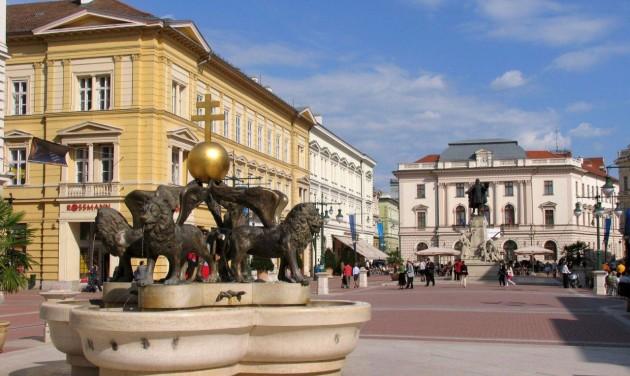 Elektromos város lesz Szeged