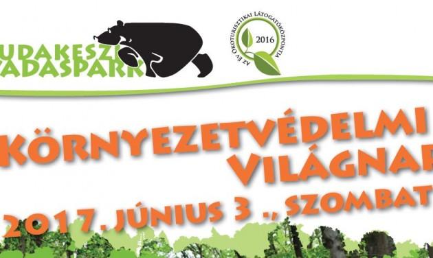 Környezetvédelmi világnap a Budakeszi Vadasparkban