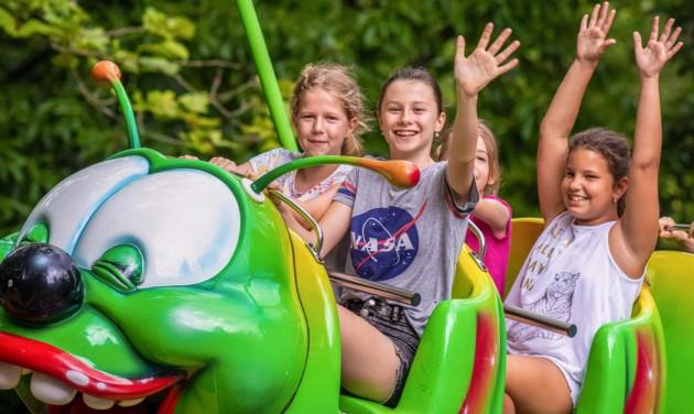 Gyereknapi űrutazás, 10D mozi és bábosok a debreceni Kultúrparkban