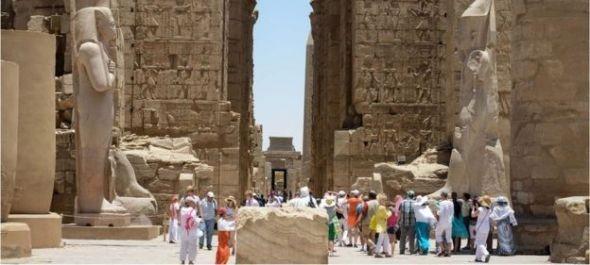 6x6 Turisztikai Akcióterv Egyiptomban