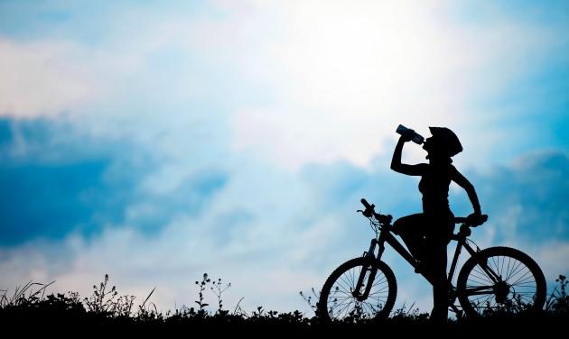 Kerékpártúrák hét határon át