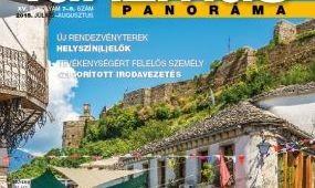 Olvasta már a Turizmus Panoráma július–augusztusi számát?