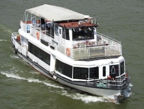 Az alacsony vízállás miatt változik a BKK-hajók menetrendje