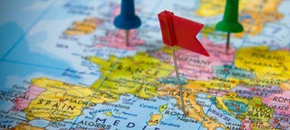 Hogyan utaznak az Európai Unió lakói?