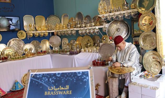 Marokkói Kézműves és Kulturális Hét
