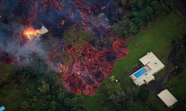 Hawaii a vulkánkitörés ellenére várja a turistákat