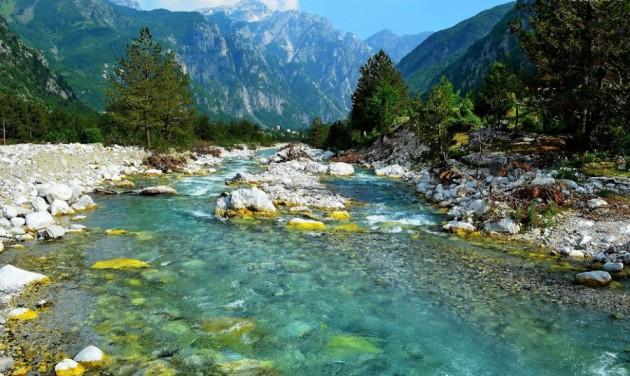 Albánia egyre kedveltebb úti cél