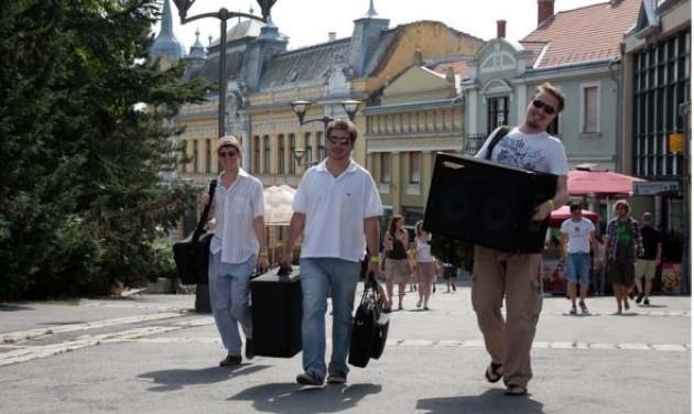 Ismét az utcazene városa lesz Veszprém