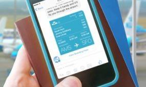 Már Messengeren is elérhetők a KLM repülőjegyei