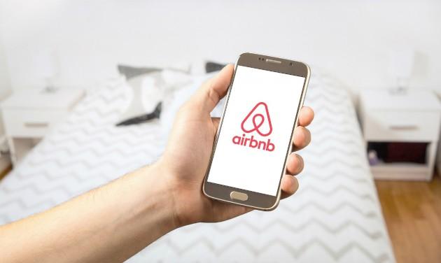 Egyre nagyobbra hízik az Airbnb