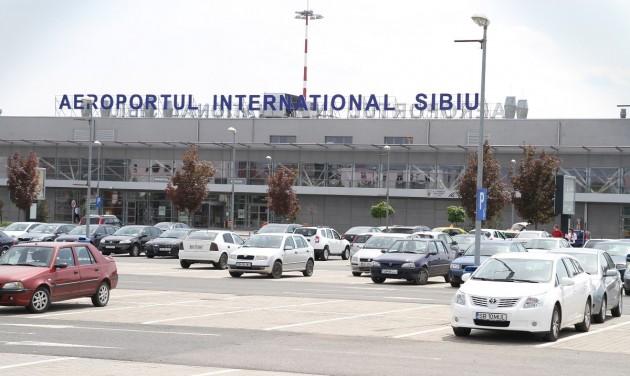 A nagyszebeni reptér nincs felkészülve az EU-csúcstalálkozóra