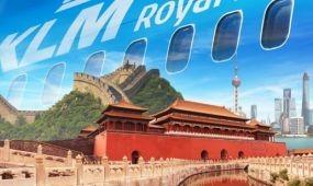 Szorosabbra fűzi kapcsolatát a KLM és a China Eastern Airlines